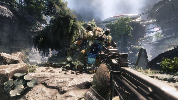 Gameplay e recensione PC Titanfall 2