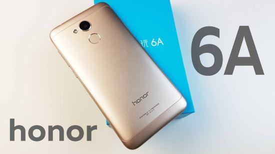 Recensione smartphone Huawei Honor 6a