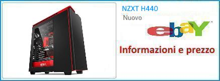 Case PC NZXT H440