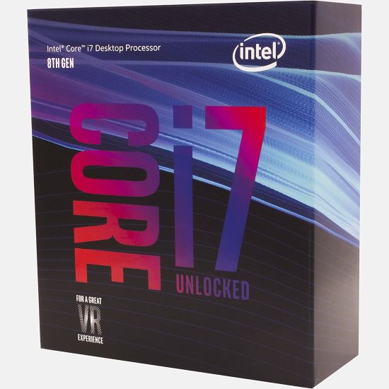 Nuovi processori Coffee Lake: Processore i7-8700K