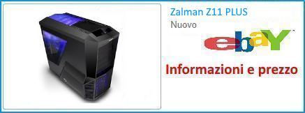 Case PC Zalman Z11 PLUS