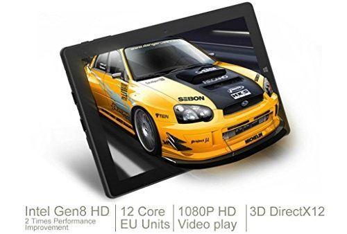 Chuwi HI10 tablet display 10,1 pollici