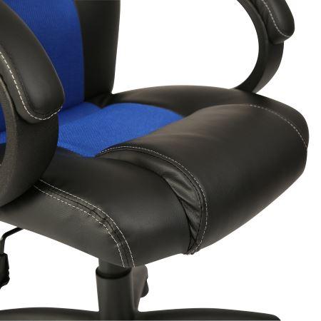 Imbottitura in pelle sintetica sedia da gaming