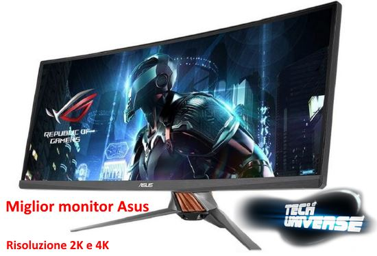 Miglior monitor Asus