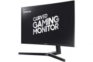 Samsung C24FG73 Monitor Curvo VA da Gaming 24 pollici 144Hz