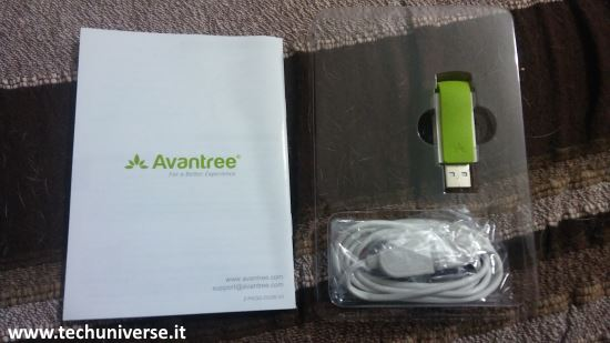 Unboxing chiavetta USB Bluetooth
