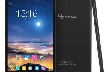 Yuntab H8 PhonePAD