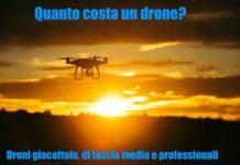 Quanto costa un drone