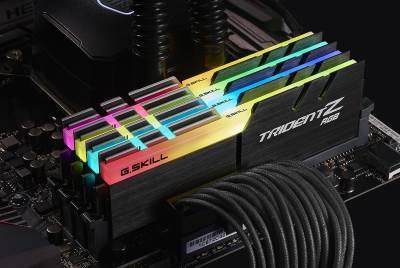 G.Skill Trident Z RGB illuminazione a LED