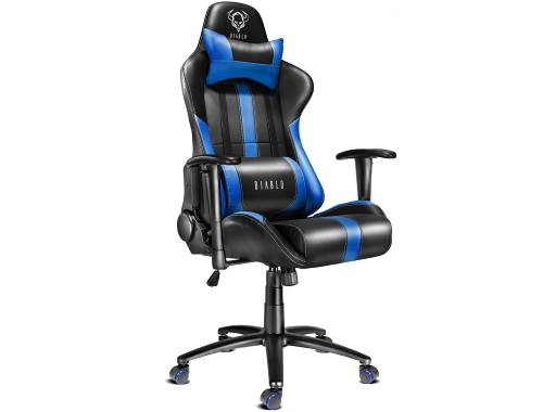 Sedia da gaming stile racing Diablo X-Player