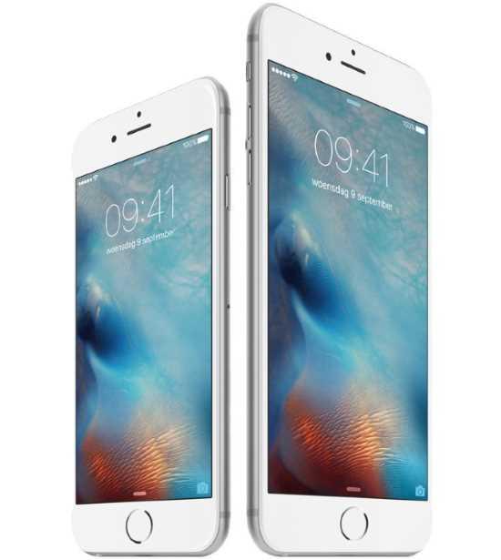 Telefoni usati Apple iPhone 6s ricondizionato certificato