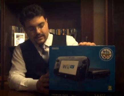 Unboxing Wii U