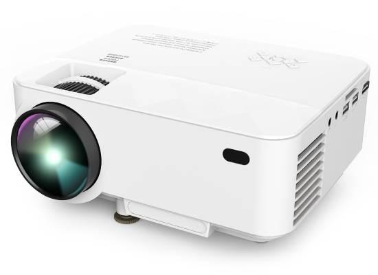 DBPOWER videoproiettore da 1800 Lumen