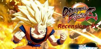 Dragon Ball FighterZ recensione PC