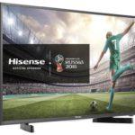 Hisense H32M2608 recensione TV smart