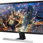 Samsung U28E570D monitor 4K offerta amazon