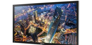 Samsung U28E570D monitor 4K offerta amazon