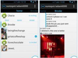 Surespot encrypted messenger