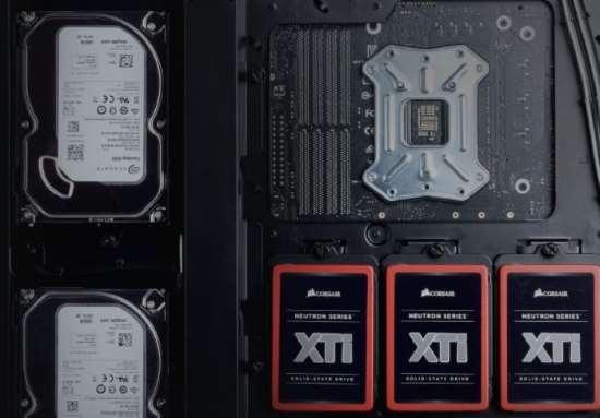 Alloggiamenti per hard disk e SSD
