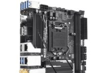 Gigabyte Z370N WIFI ITX recensione