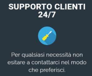Supporto clienti WebHosting