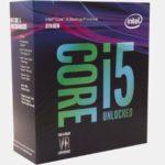 i5-8600K