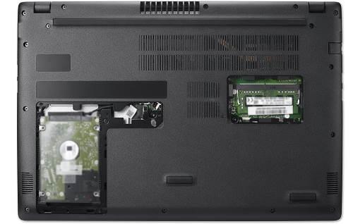 Acer Aspire A315-51-33X2 RAM e SSD