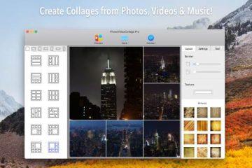 Come creare collage di foto e video