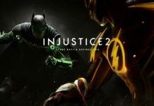 Injustice 2 PS4 (Playstation 4)