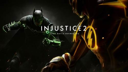 Injustice 2 PS4 (Playstation 4)