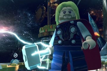 Lego Marvel Super Heroes PS4 (Playstation 4)