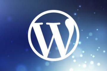 Link Wordpress footer