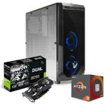 PC gaming assemblati Ryzen 3 1200