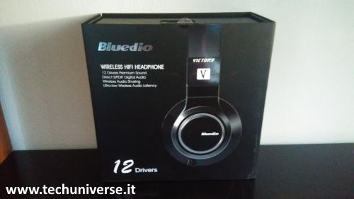 Bluedio Victory Unboxing