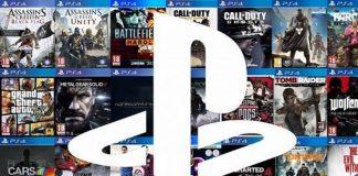 Giochi più venduti PS4