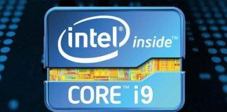 Processori Intel Core i9 su Laptop