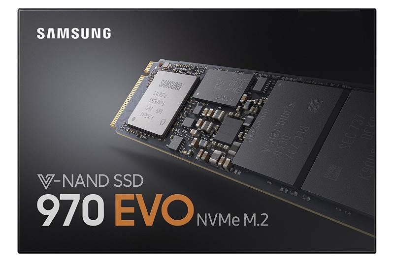 Samsung 970 EVO M.2 SSD