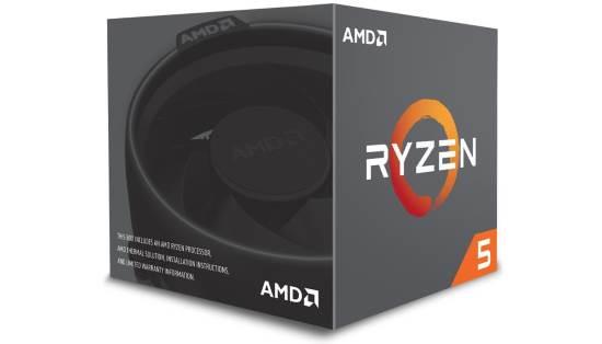 Scatola processore Ryzen