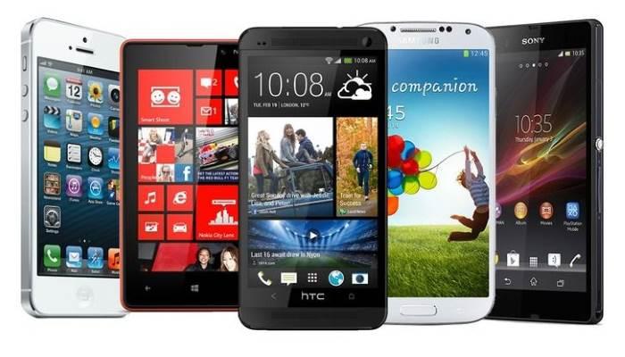 Smartphone più venduti