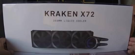 Unboxing e scatola X72
