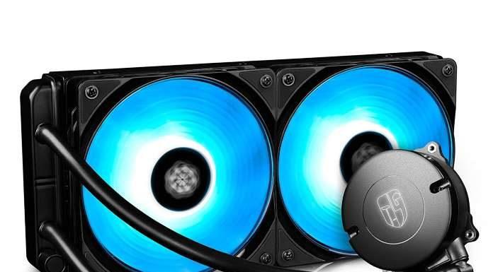 DeepCool Maelstrom 240T RGB