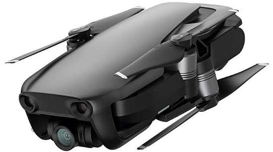 Funzionalità drone DJI