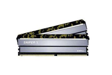 G.Skill Sniper X 16GB DDR4 3600MHz