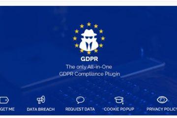 Wordpress GDPR: Plugin per essere completamente in regola.