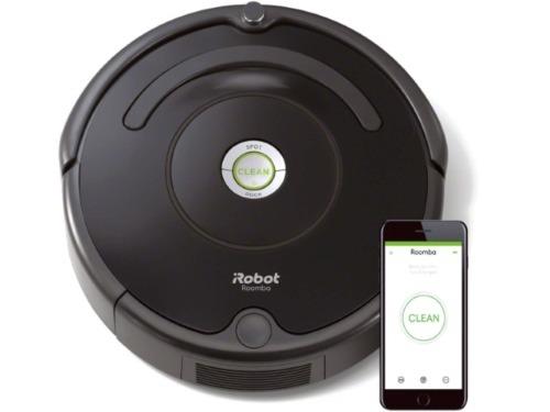 Robot aspirapolvere WiFi iRobot Roomba 671
