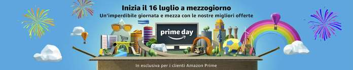 Amazon Prime Day evento