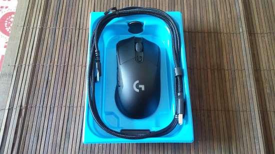Mouse nella confezione