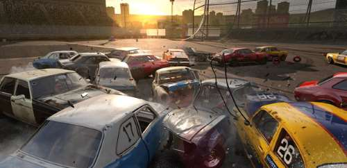 Next Car Game Wreckfest Destruction Derby