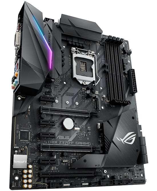 Asus ROG STRIX Z370-F Gaming scheda madre LGA 1151 (Socket H4)
