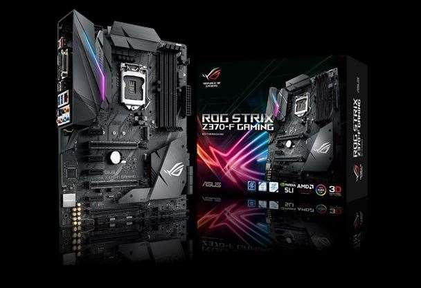 Recensione scheda madre Asus Strix Z370-F Gaming per processori Intel di ottava generazione